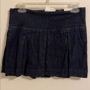 Guess Jeans Denim Mini Skirt Size 26.